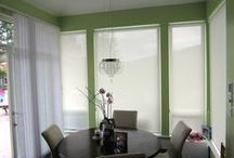 Recent Jobs / Blinds, Shades, Motorization