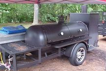 Bar-B-Que Grills & Smokers / by Gwendolyn Common