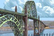 Oregon Coast Art / by Wilder Newport