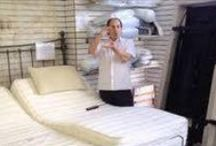 """9"""" High Profile Mattress / The 9"""" High Profile Mattress has a 6"""" core of genuine Talalay Latex Foam Inside surrounded on both sides with 1"""" of Softer Talalay Latex."""