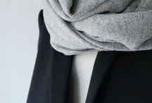 black + white + grey
