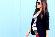 Stylish pregnancy / Tips for a stylish pregnancy