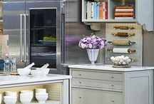 Kitchen & Butler's Pantry Design / by Indré Rockefeller