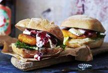 Burger Rezepte / Alle lieben Burger. Die besten und ausgefallensten Rezepte findet ihr auf dieser Pinnwand.