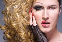 Drag Queen / every man has a feminine side ;)