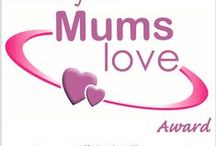 Babyworld Mums Love... / Products that were just so amazing that our Parent Panel had to give them an award!!