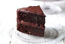 Ich <3 Schokokuchen / Die ultimative Sammlung von Schokoladenkuchen-Rezepten.