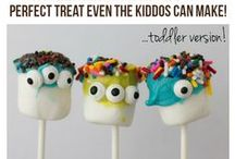 Halloween Ideas / Spooky Halloween Crafts and Recipes