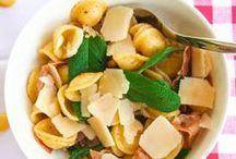 Pasta Rezept Inspiration / Leckere Pastarezepte, vegetarisch, mit Fleisch, schnell und aufwendig.