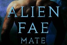 Alien Fae Mate / #scifi romance erotica inspiration. Supernatural office romance