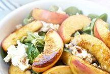 Sommersalate / Leckere, leichte Salate für den Sommer. Perfekt für die nächste Grillparty
