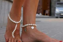 Footwear / Anklets and barefoot sandals