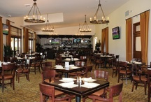 Angeles National Golf Club Agave Bar & Grill - Installation Photos / by Contract Furniture Company