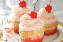 Cupcake Recipe Inspiration / I'm always looking for inspiration and ideas and recipes! / by The Cupcake Lady (SA)