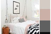 We <3 it / Inspirações de ambientes cheios de cor para copiar a paleta de cores e fazer igual em casa!