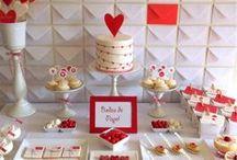 Dia dos Namorados | Valentine's day / Adoramos as celebrações de dia dos namorados, e temos muitas inspirações pra esse dia.