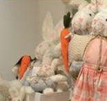 Páscoa | Easter / Ideias diferentes e criativas para decorar a casa na Páscoa