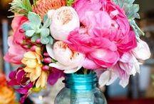 Flores,decoracion con flores...