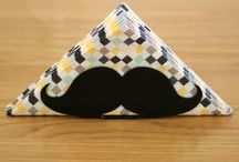 moustaches :{)