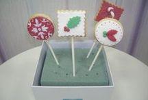 DELICIAS NAVIDEÑAS / Está llegando la navidad muy pronto a De Dulce, tan pronto como que ya nos puedes encargar tus galletas de navidad y dentro de muy poco disponibles a la venta diaria.