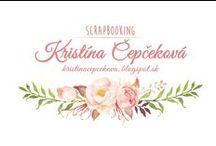 My scrapbook world / SCRAPBOOKING - CRAFTING - CARDMAKING -> kristinacepcekova.blogspot.sk