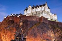Castles, Castles, Castles! /  I have always had a obsession with castles!  / by Stacey Bunker