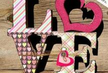 Holiday - Valentines Day Crafts and Decor / DIY Valentine's Day crafts and decoration ideas