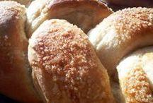 Food: Bread / Bread recipes and ideas