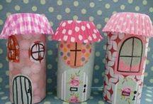 Craft for children / Nápady a náměty do výtvarky a rukodělek