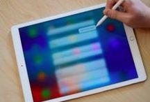 iPad / Ce tableau parle de l' iPad