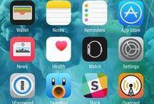 Applications iPhone - iPad - Apple Watch / Toutes les applications mobiles utilitaires, photo, vidéo et réseaux sociaux