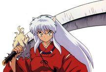 Inyausha / Anime  / by Hino Kaname