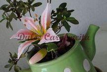 Taller flores de azúcar / Taller de flores