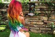 Make, cabelo e perfume dos sonhos!