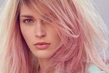 Pink hair / Hair Colour ideas