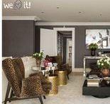Casa das blogueiras / As casas das blogueiras que se destacam pela web. Diversos estilos para nos inspirar!