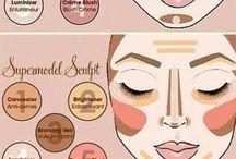 Kontur makeup