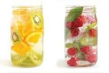 Simplify w/ Mason Jars / From drinks, to storage containers and even lighting mason jars can be used for a wide range of things. Get rid of all of your various plastic containers and start using mason jars.