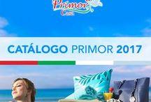 Catálogo Primor 2017 / Todos los productos para la decoración de tu hogar podrás encontrarlos en este tablero. Colchas, edredones, sala, cortinas, toallas, baños. Todo en un mismo lugar.