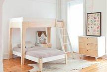Simple Kids Spaces / Minimal and charming kids spaces.