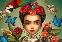 Fridita / Distintas versiones que giran en torno a Frida