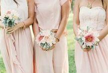 Casamento { madrinhas } / Inspiração para as madrinhas de casamento