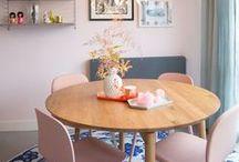 Sala de Jantar   Dining Room / Inspirações de Salas de Jantar que nos encantam!