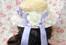 ♦ Fancy hats ♦ / Gorgeous and luxurious hats, fascinators and milinery collection