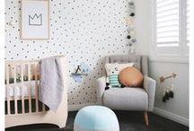 Quarto bebê   Nursery room / Quartos de bebê são lindos e apaixonantes, desde os mais clássicos, até os mais modernos, com muitas cores, ou minimalistas!
