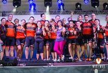 Evento Dale un Up a la Vida 2016 / Ciclismo Indoor y familia Vitera