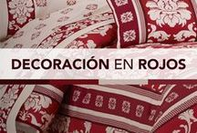 Decoraciones en Rojos