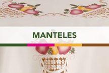 MANTELES PARA EL HOGAR