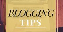 Blogging Tips / A board for blogging tips, tricks, and how-tos. For those barely starting a blog, to those trying to branch out and make their blog even better.