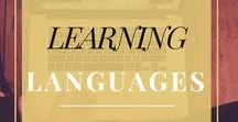 Learning Languages / This board is about learning languages, and all the best ways to do it. Here you can find tips, tricks, games, flashcards, and even quick language snippets to learn basics quickly!